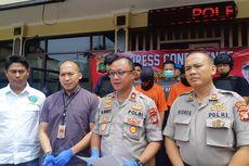 Siasat Dua Kurir Bawa 1 Kg Sabu ke Jakarta, Gagal karena Mabuk di Parkiran Minimarket