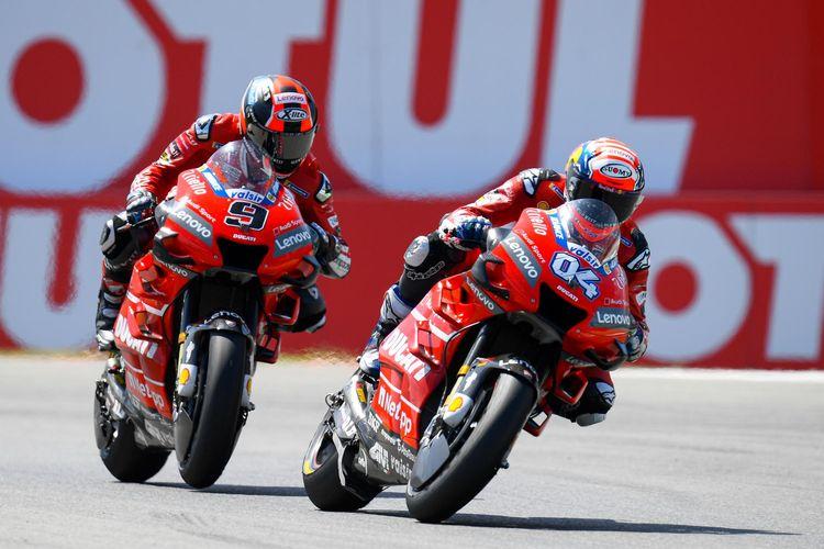 Dovi mengatakan karakter sirkuit Assen tidak cocok dengan Ducati.