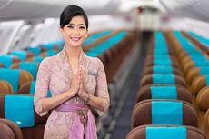 Tenang, Garuda Masih Perbolehkan Penumpang Selfie di Pesawat