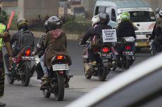 Cerita Polisi Terpaksa Izinkan Warga Mudik, Khawatir Kelaparan jika Bertahan di Jakarta...