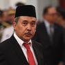 Anggota Dewan Pengawas KPK Syamsuddin Haris Positif Covid-19