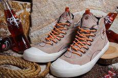 Pesan Peduli Lingkungan dari Sage Footwear