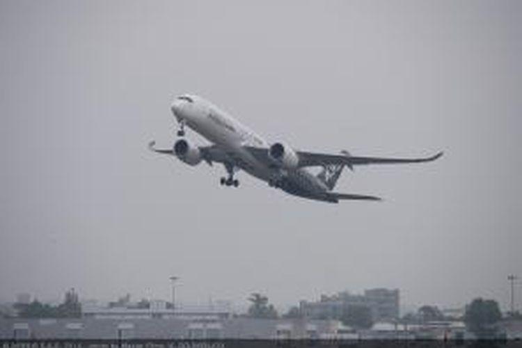Pesawat A350 XWB