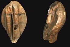 Berumur Lebih dari 12.000 Tahun, Patung Kayu Ini Jadi yang Tertua di Dunia
