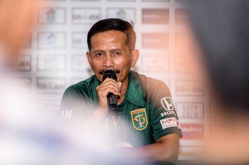 Ditahan Arema FC, Djanur Soroti Performa Buruk Miswar dan Fandi