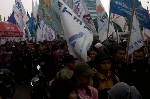 Tolak RUU Cipta Kerja, 5.000 Buruh di Bekasi Demo ke DPR RI Hari Ini