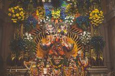 Mengunjungi Tempat Ibadah Umat Hindu Hare Krishna di Pasar Baru