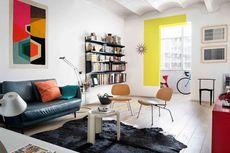 Yuk, Renovasi Apartemen Minimalis Anda dengan Blok Warna