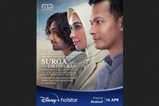 Tayang 16 April, Ini Sinopsis Film Surga yang Tak Dirindukan 3