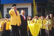 Jadi Pembina Upacara, Setya Novanto Singgung Target Kemenangan di Pemilu 2019