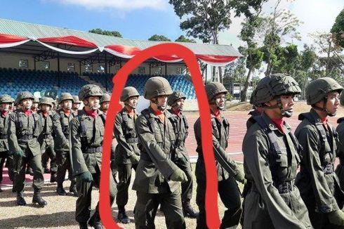 TNI AD Putuskan Enzo Allie Tetap di Akademi Militer