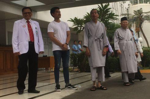 Jokowi-Ma'ruf Amin Mulai Jalani Tes Kesehatan