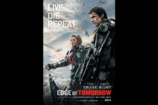 Sinopsis Edge of Tomorrow, Tom Cruise Terjebak di Putaran Waktu