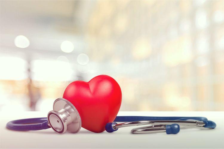 Ilustrasi cara menjaga kesehatan jantung