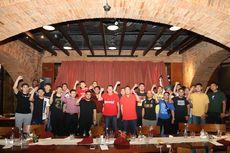 Dukungan Maruarar Sirait untuk Timnas Basket Indonesia