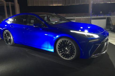 Ramai Kampanye Mobil Listrik, Toyota Perkenalkan Sedan Fuel Cell Gen2