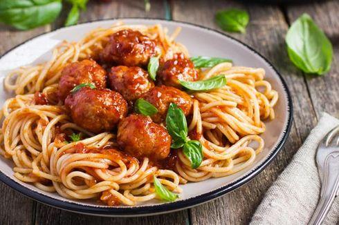 Resep Spaghetti Meatball, Menu Buka Puasa untuk Anak