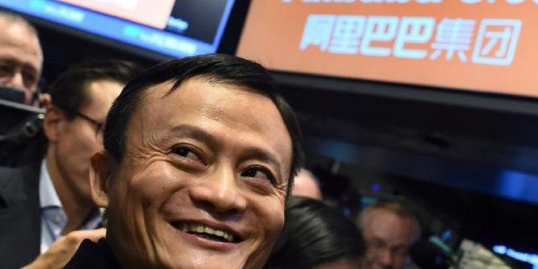 Terbaru, Profil Jack Ma, Guru Gaptek Pendiri Raksasa ECommerce Alibaba