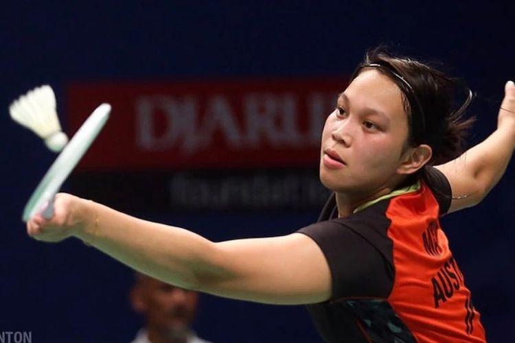 Setyana Mapasa, pebulu tangkis asal Manado, Indonesia, yang akan bertanding mewakili Australia dalam Olimpiade Tokyo. [VIA ABC INDONESIA]