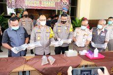 Polisi Jambi Gagalkan Penyelundupan 27 Boks Benih Lobster Senilai Rp 6 Miliar