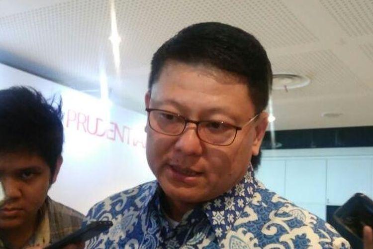 Presiden Direktur PT Bank Central Asia Syariah (BCA Syariah) John Kosasih