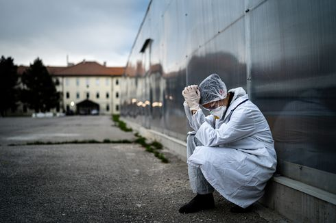 Amnesty International: 7.000 Petugas Medis Meninggal Dunia karena Covid-19