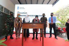 Resmikan Labkesda Surabaya, Risma: Warga Surabaya Bisa Tes Swab Gratis