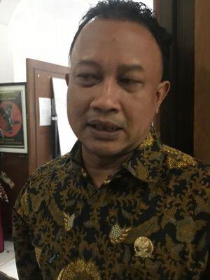 Komisioner Komisi Nasional Hak Asasi Manusia (Komnas HAM) Choirul Anam di Kantor Komnas HAM, Jakarta Pusat, Jumat (7/9/2018).