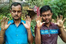 Kisah Keluarga dengan Warisan Genetik Tanpa Sidik Jari dari India