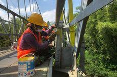 Padat Karya Tunai Rp 7,465 Triliun Dikucurkan untuk Pemeliharaan Jalan dan Jembatan