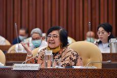 Menteri LHK Sampaikan Laporan Pelaksanaan Program Strategis KLHK di Raker Komisi IV DPR RI