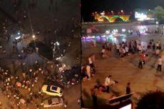 Mobil Tabrak Kerumunan Warga di China, 9 Orang Tewas