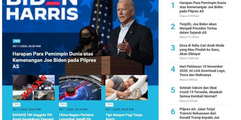 Biden Opens Overseas Trip Declaring United States Is Back
