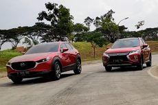 Mana yang Lebih Irit BBM, Eclipse Cross atau Mazda CX-30