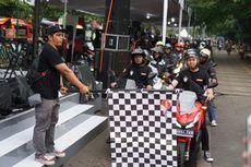 Perayaan Hari Honda Premium Matic Bareng HUT Jabar
