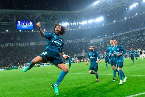 Bantah Akan ke Juventus, Marcelo Ingin Habiskan Karier di Real Madrid