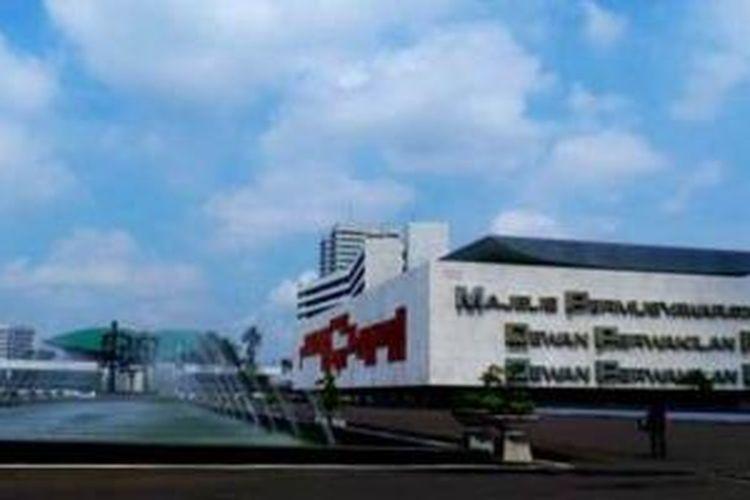 Kompleks Parlemen, Senayan, Jakarta