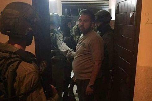 Tentara Israel Serbu Stasiun Televisi di Tepi Barat, Tahan Empat Jurnalis