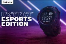 Garmin Instinct Esports Edition, Arloji Pintar untuk Para Gamer, Mau?
