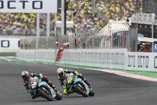 Jadi Rekan Setim, Dovizioso Sadar pada Perubahan Sifat Rossi
