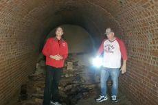 Terowongan Misterius Abad Ke-19 Ditemukan oleh Pria ini di Bawah Rumahnya