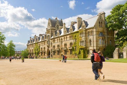 Beasiswa Penuh S2/S3 Plus Tunjangan Rp 269 Juta di Oxford University