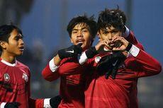 Lanjutkan TC di Jakarta, Timnas U19 Indonesia Digembleng hingga Malam Hari