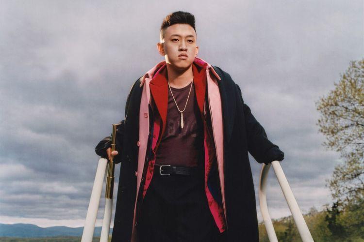 Artis hip hop asal Indonesia Rich Brian