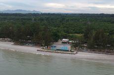 Pantai Pasir Padi Pangkalpinang Tutup, Ratusan Kendaraan Diminta Putar Balik