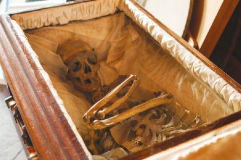 Dijual, Peti Mati serta Isinya