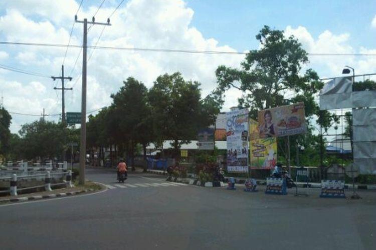 Jalan Bhayangkara Kota Mojokerto