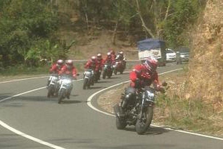 Fun Touring to HBD 2015 dengan All-New CB150R dari Yogyakarta menuju Pacitan