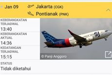 ELT Sriwijaya Air SJ 182 Tak Menyala, KNKT: Kemungkinan Rusak