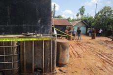 Polisi Gerebek Gudang BBM Ilegal di Kota Jambi